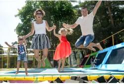 Visos dienos linksmybės Palangos vasaros parke