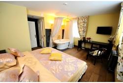 """Romantiškas poilsis dviem viešbutyje """"Argo"""" Trakuose"""