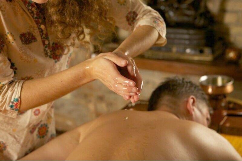 """Atpalaiduojantis masažas """"SPA Shanti"""" Vilniuje"""