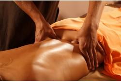 Mažoji Abjanga - dviejų rankų masažas Vilniuje
