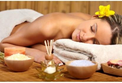 Viso kūno šveitimas + atpalaiduojantis nugaros masažas Alytuje