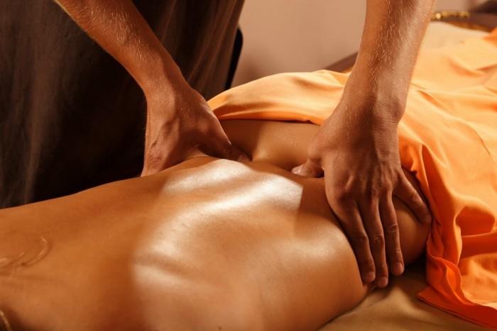 """Atpalaiduojantis masažas """"SPA Shanti"""" Kaune"""