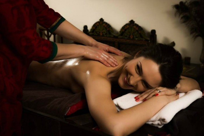 """Antistresinis masažas """"SPA Shanti"""" Kaune"""