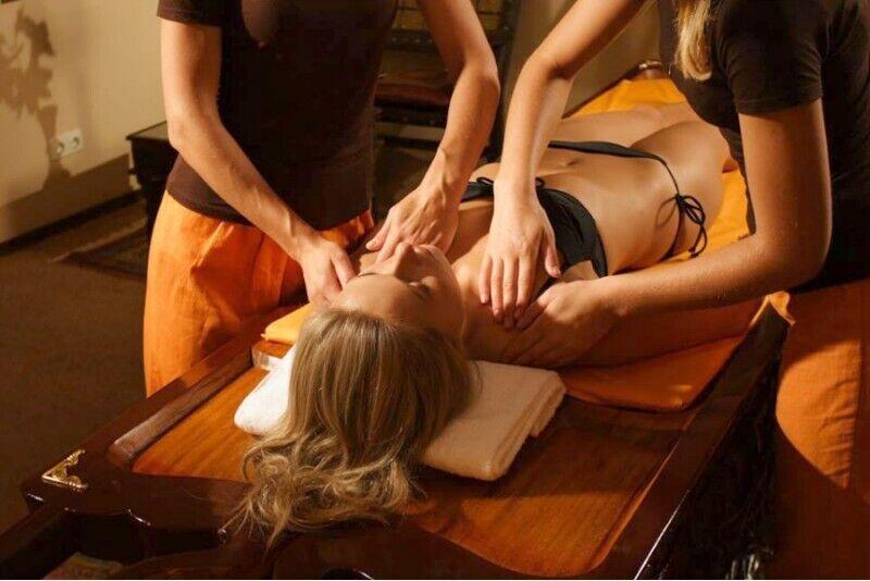 Mažoji Abjanga - dviejų rankų masažas Kaune arba Vilniuje