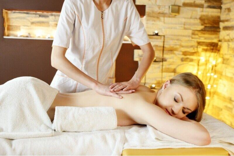 Aromaterapinis nugaros masažas + gintarinė veido kaukė