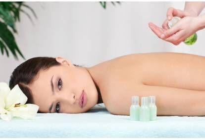 Atpalaiduojantis nugaros masažas + gintarinis galvos masažas