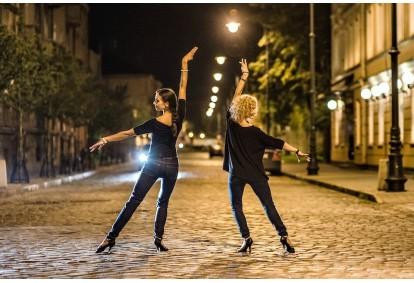 Solo pramoginių šokių pamokos