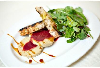 """Gurmaniška vakarienė prancūzų virtuvės restorane """"Prancūzai"""""""