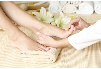 Kojų ir pėdų masažas Mažeikiuose