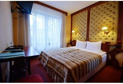 """Romantiska atpūta divatā viesnīcā """"Pegasa Pils"""" Jūrmalā"""