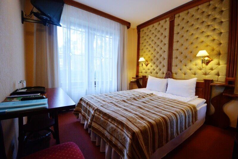 """Romantiškas poilsis dviems viešbutyje """"Pegasa Pils"""" Jūrmaloje"""