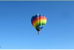Žiemą pakilk aukščiau prie saulės! Skrydis oro balionu