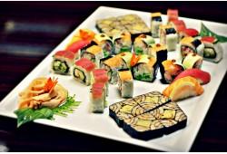 "Apsilankymas restorane ,,Sushi City"" Vilniuje"
