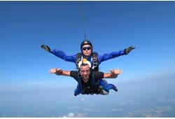 Tandem šuolis parašiutu Raploje