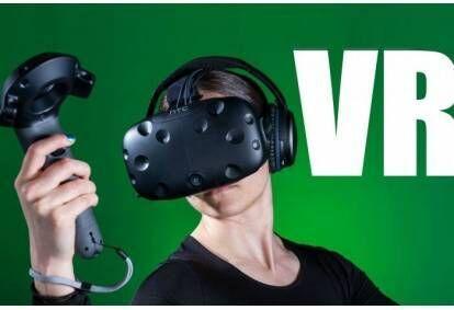 Virtualios realybės pramoga Anykščiuose