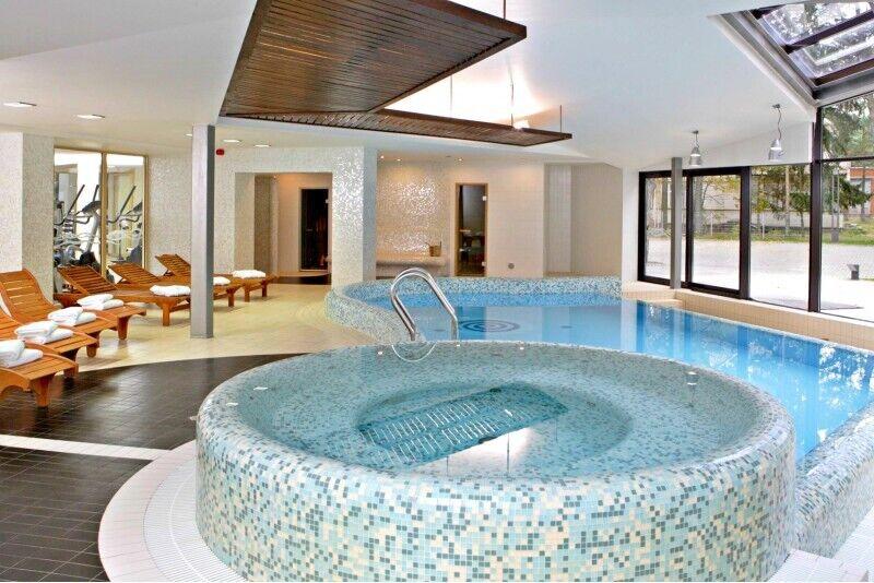 """Apsilankymas baseino ir pirčių komplekse viešbutyje ,,Gabija"""" Palangoje"""