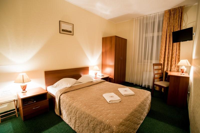 """Atpalaiduojantis poilsis viešbutyje """"Good Stay Dinaburg Hotel"""" Daugpilyje"""