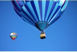 Lidojums ar gaisa balonu vienai personai.