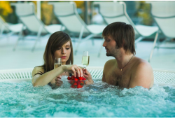"""Romantiškas poilsis su SPA ir vakariene """"Dviese Puhajarveje"""" Estijoje"""