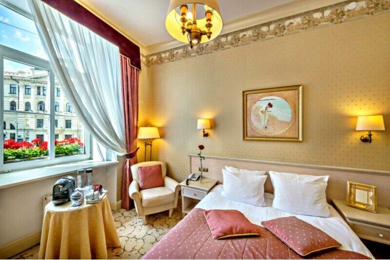 """Romantiška nakvynė dviem viešbutyje """"Imperial Hotel & Restaurant"""""""