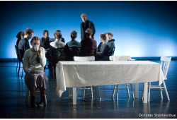 Apsilankymas Klaipėdos jaunimo teatro spektaklyje