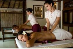 Egzotinis Balio salos ritualas dviems