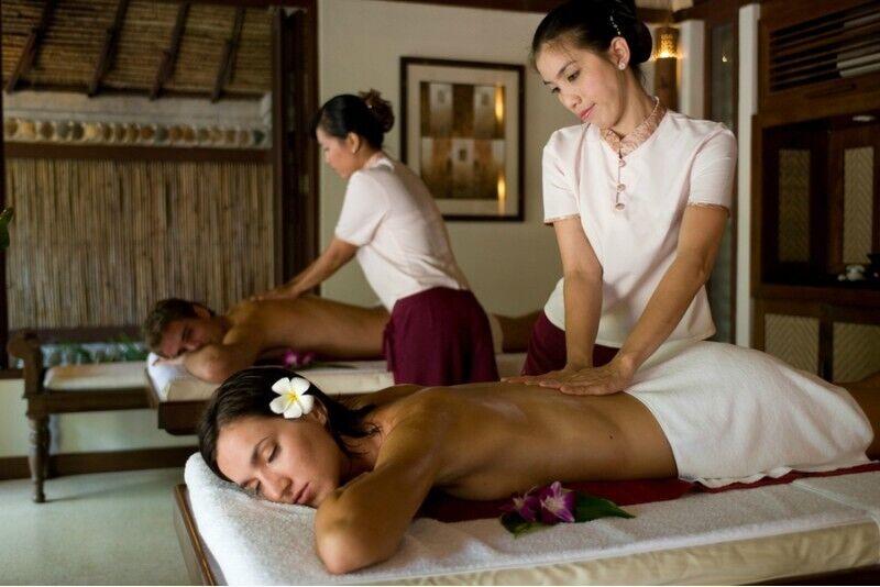 Egzotinis Balio salos ritualas dviem