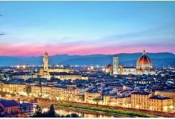 Pažintinė kelionė nuo Romos iki Florencijos autobusu vienam