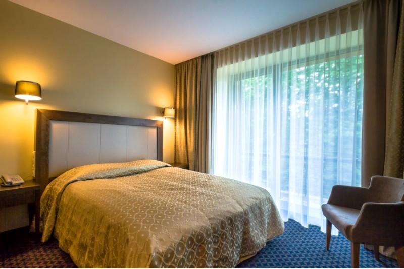 """Romantiškas poilsis su vakariene viešbutyje Grand Spa """"Druskininkai"""""""