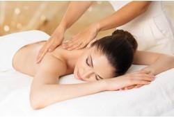 Nugaros masažas bei Vita flex aromaterapinis pėdų masažas