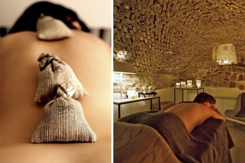 """SPA rinkinys moterims masažo namuose """"Nidos kopos"""""""