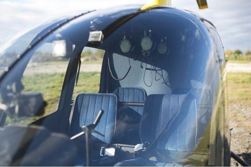 Pažintinis skrydis sraigtasparnyje Taline
