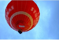 VIP skrydis oro balionu Klaipėdoje 3-4 asmenims