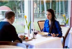 """Apsilankymas """"Royal SPA Residence"""" restorane Birštone"""