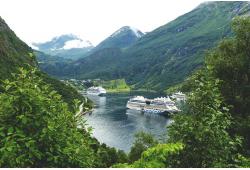 5 dienų kruizas keltu po Norvegijos fiordus
