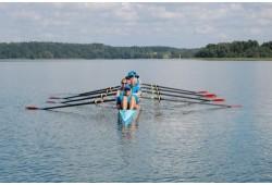 Irklavimo pamoka sportine valtimi Trakuose (8 asmenims)