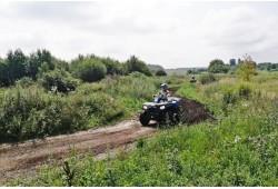 Keturračio vairavimas vaikams Vilniuje