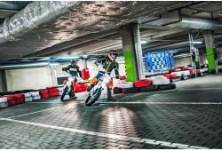 Pasivažinėjimas elektriniu KTM motociklu 1-2 asmenims Vilniuje
