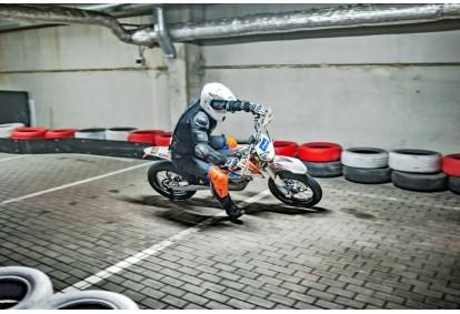 Pasivažinėjimas elektriniu motociklu ir elektriniu kartingu Vilniuje