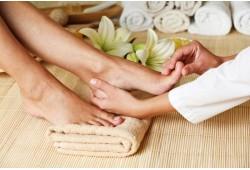 """Kiniškas kojų, pėdų ir sėdmenų masažas """"Healthy Joy"""" salone Vilniuje"""
