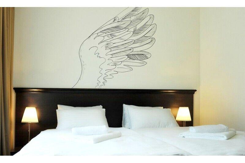"""2 romantiškos nakvynės su vakariene Meno viešbutyje """"Bohema"""" Klaipėdoje"""