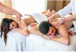 Švediškas masažas dviem Kaune