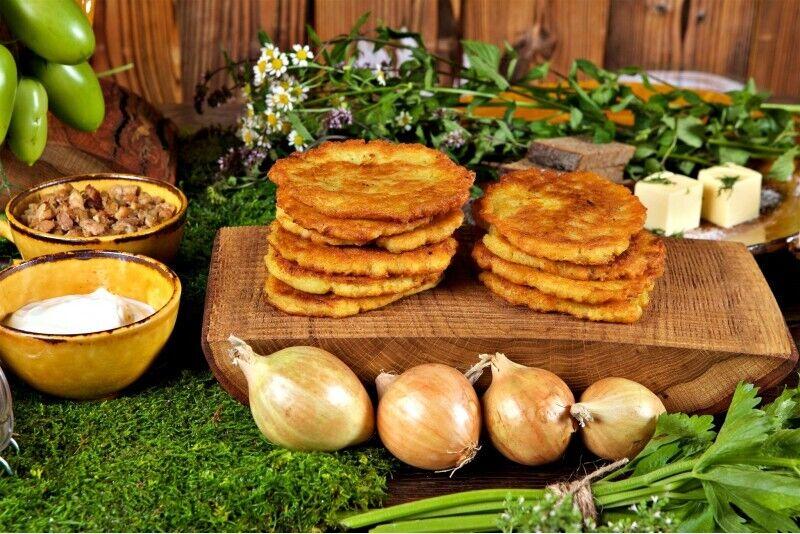 Lietuvių virtuvės patiekalų degustacija