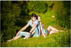 Romantiška fotosesija pasirinktoje vietoje Vilniuje