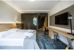 Romantiška nakvynė 4* viešbutyje su vandens pramogomis Birštone