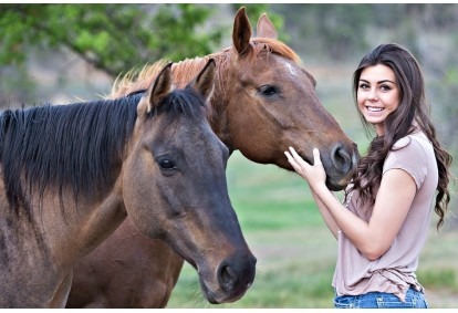 Jodinėjimas žirgais Panevežyje