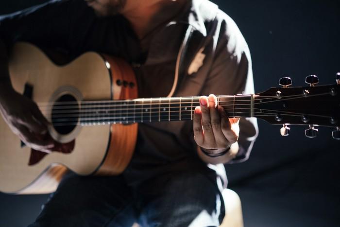 Gitaros kursai (4 pamokos)