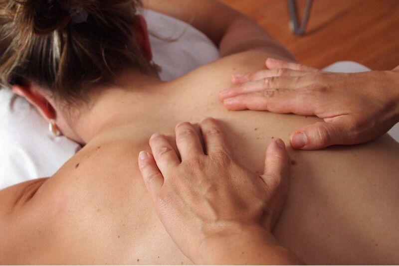 Atpalaiduojantis nugaros masažas Palangoje