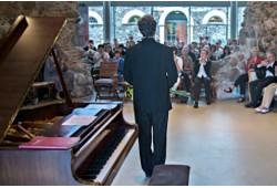 Jaukus poilsis su svaiginančiais muzikos garsais Paliesiaus dvare Ignalijoje