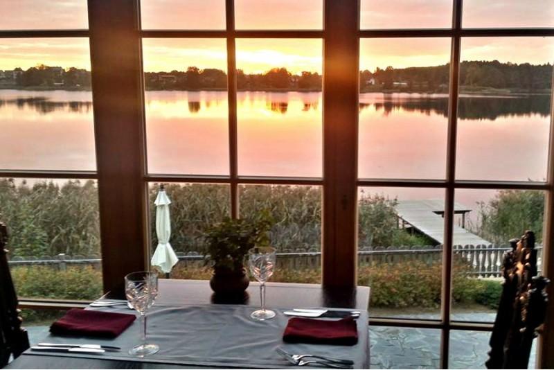 """Romantiška vakarienė """"Argo"""" restorane Trakuose"""